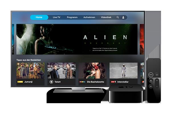 Fernsehen Mit Apple Tv